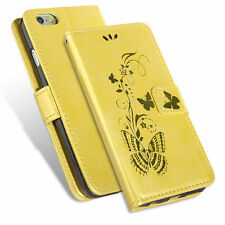 Leather Glossy Mobile Phone Cases & Covers for iPhone 6
