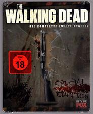 THE WALKING DEAD STAFFEL 2 3-DISC BLU-RAY STEELBOOK NEU & OVP SOLD OUT SEASON 2