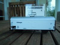 Fleischmann 5344 K Kühlwagen Tehs 50 DB Ep.3 sehr gut in OVP m.KKK + NEM-Schacht