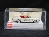Vintage Busch 1:87 Scale 1964 Mustang Pace Car MIB L032