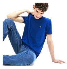 T-shirt Lacoste Uomo TH6709  blu elettrico PE20