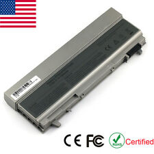 Battery for Dell Latitude E6400 E6410 E6500 E6510 Precision M2400 M4500 PT434 US
