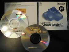 Visual Basic 6.0 6 Learning Edition with MSDN Developer's Library = 4 CD's