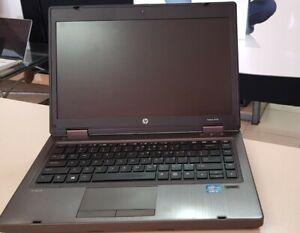 HP ProBook 6470B I5-3210 2.5GHz processor 4GB RAM 500GB HDD Laptop