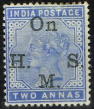 Victorian (1840-1901) Mint Hinged Indian Stamps (Pre-1947)