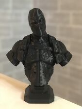 "3D Printed Deadpool Bust - 9"" Tall - High Detail - Free Shipping!"