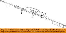 AUDI OEM 00-01 A4 Quattro Steering Gear-Inner Tie Rod End 4D0422821A