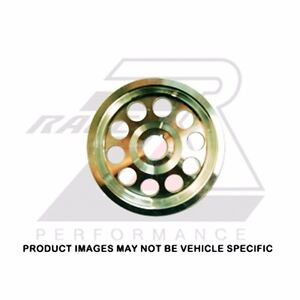 Ralco RZ Underdrive Crank Pulley FOR Acura MDX RL TL & Accord 03-08 J32A J35A