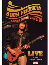 Davy Knowles & Back Door Slam: Live at the Gaiety Theat (2012, REGION 1 DVD New)