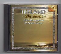 (JG963) Noel McLoughlin & Denis Carey, Ireland The Music - 1996 CD