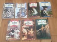 Collection of 7 Wordsworth Classics