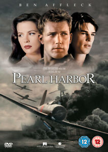 Pearl Harbor DVD (2007) Kate Beckinsale, Bay (DIR) cert 12 Fast and FREE P & P