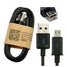 Cavo Dati USB Caricabatterie Lead Per Blackberry 8520 8900 9500 9630 9780 9930 Nero
