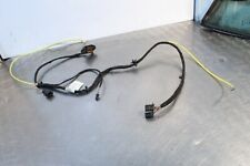 2002 MERCEDES A CLASS W168 REAR DOOR WIRING LOOM 1685402508