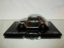 CENTURY  VW VOLKSWAGEN BEETLE KÄFER 1949 SPLIT - CHROME 1:43 RARE - EXCELLENT