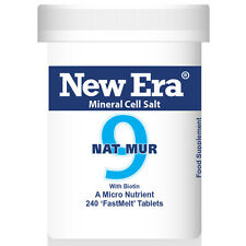 New Era No. 9 Nat. Mur. (Sodium Chloride) 240 Tablets