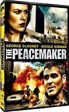 NEW DVD // THE PEACEMAKER - George Clooney, Nicole Kidman, Marcel Iures, Alexand