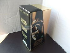 Star Wars Trilogy - Special Edition - Gold Box Set (VHS/SUR, 1997, 3-Tape Set)