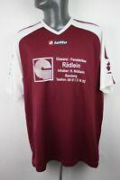 BSC Bamberg AH Lotto template Football shirt trikot Mens XXL Extra Large 1172