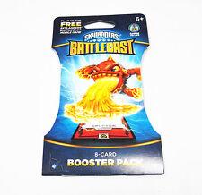 Skylanders BattleCast 8-Card Booster Pack (Eruptor Cover)
