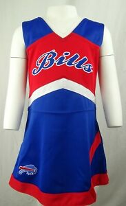 Buffalo Bills NFL Team Apparel Girls Cheerleader Dress