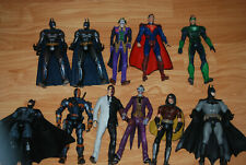 Mattel Batman Legacy/Unlimited Arkham City/Origins Loose Action Figures Lot