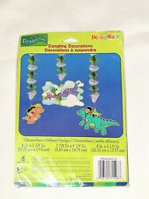 NEW DRAGON TALES -  DANGLING DECORATIONS    MULTI-COLOR   PARTY SUPPLIES