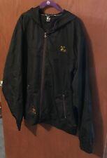 NWT Awesome LRG Black Purple Hooded Jacket Coat Sz 3XL New with Tags ~*~  Tub18
