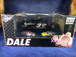 Z1-96 DALE EARNHARDT #3 GM GOODWRENCH PLUS 2007 CHEVY MIXED SCALE SET