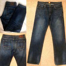 Hugo Boss Orange 25, W 36 L 34 button Fly Men's Jeans