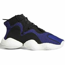Adidas Crazy Byw Shoes Kids Real Purple/Black/White B41931 Size 7