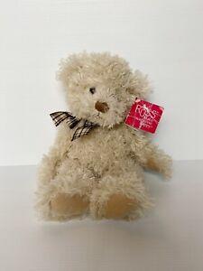 """Russ Berrie Benet plush soft toy bear 17"""""""