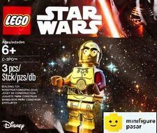 Lego Star Wars 5002948 - C-3PO c3po Minifigure Polybag - New & SEALED