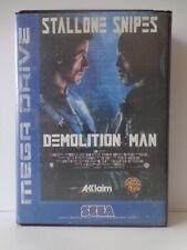 Mega Drive - Demolition Man (PAL) (mit OVP) 10820308