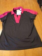 Womens EP Pro Tour Tech Golf Shirt, NWT, M