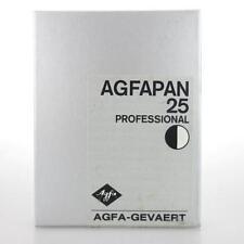 Agfa Agfapan 25 Professional  9 x 12cm  Planfilm / sheet film