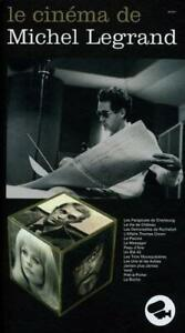 Le Cinema De Michel Legrand (4CD Book Set 2006) *NEW/SEALED* RARE/OOP! FASTPOST!