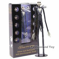The Nightmare Before Christmas Jack Skellington 15″ Figure 12 Skull Heads Toys A