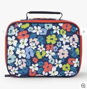 John Lewis Girls Floral Lunch Bag Lunch Box - BNWT