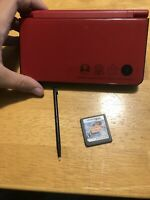 Super Mario Bros. 25th Anniversary Edition Nintendo DSi XL - Tested! With Stylus