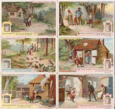Chromo Liebig Sang. 479 TED Hansel e Gretel ANNO 1896