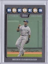 2008 Topps Mike Cameron Black Parallel #UH130 serial #d to 57  Free Shipping