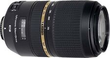 NEW TAMRON SP 70-300mm F/4-5.6 Di VC USD Lens for CANON DSLRs A005