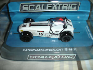 Scalextric Caterham Superlight R300S