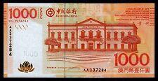Macau, 1000 Patacas 2008, P-113a, UNC