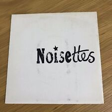 """Noisettes- Three Moods Of . . . - 7"""" - UNPLAYED - Discount For 2+"""