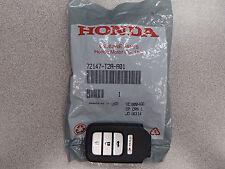 NEW SEALED 2014-2016 Honda Accord Civic Smart Proximity Remote Key 72147-T2A-A01