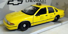 UT Models 1/18 Scale 180 019171 Chevrolet Caprice NYC Taxi diecast model car