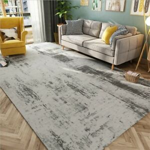 Light And Simple Minimalist Nordic American Abstract Pattern Carpet Modern Rug