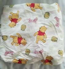 Disney Baby Winnie the Pooh Fitted Crib Toddler Bed Sheet Honey Hunny Piglet